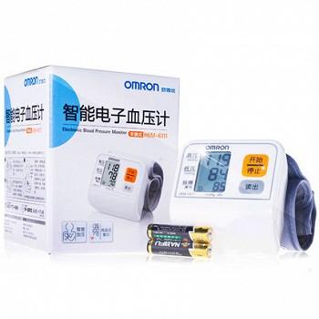 欧姆龙电子血压计(手腕式)HEM-6111