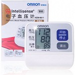 欧姆龙 电子血压计(手腕式)  HEM-8611