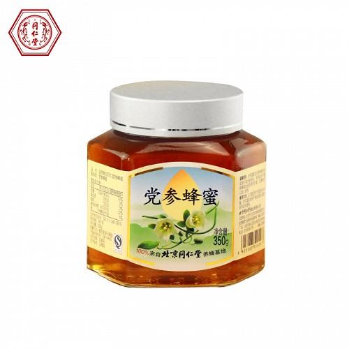 北京同仁堂  党参蜂蜜   350g