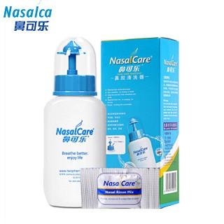 鼻可乐 鼻腔清洗器 1个洗鼻器+5袋洗鼻剂