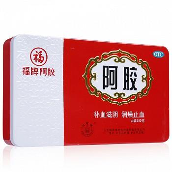 福牌 阿胶(铁盒) 250g